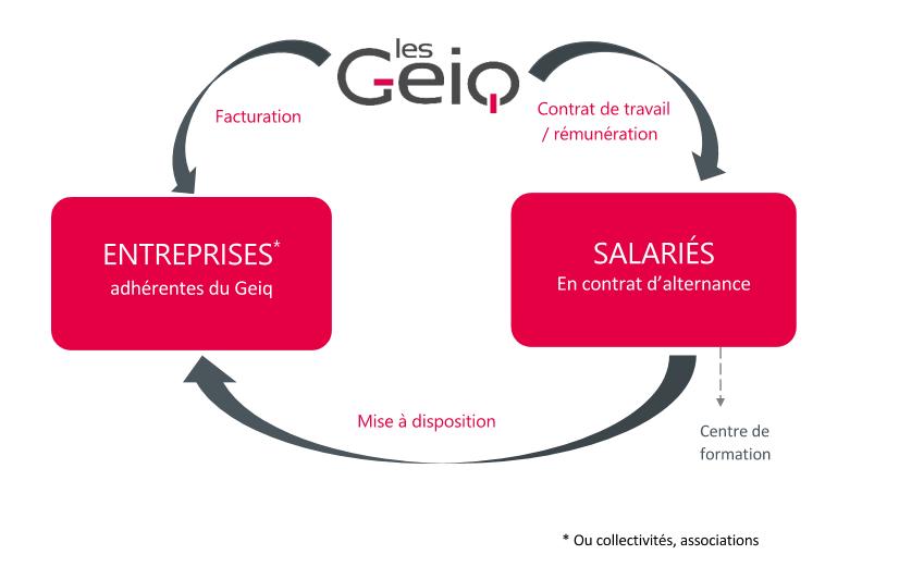 fonctionnement du Geiq